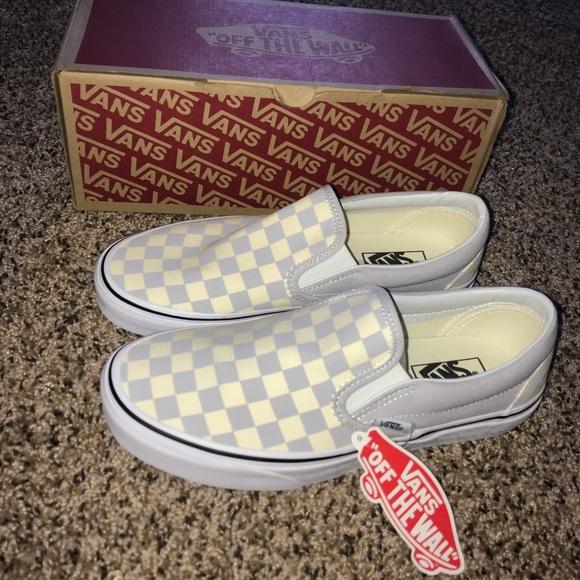 Vans Shoes | Nwt Vans Classic Slipon